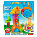 nagyker Játékok: Mega Bloks első építők Építőelemek Count 'n Bo