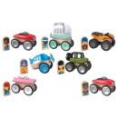Großhandel Babyspielzeug: Fisher Price Wonder Hersteller Holzfahrzeuge Assor