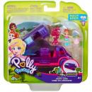 nagyker Játékok: Mattel Polly Pocket Playset Party-Limo 16,5 cm