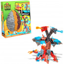 Mega Construx Breakout Beasts slime egg with playg