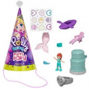 Polly Pocket Party Pops Playset assorted in displa