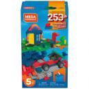 Klocki Mattel Mega Construx 253 szt. 13x23cm