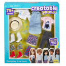 wholesale Toys: Mattel Creative World Styling Set clothing Everyda