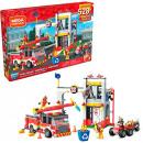 Mega Construx Feuerwehrbausatz 522 Teile 2