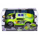 Pojazd Happy People Power Team, zielony, Beat Spee