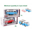 wholesale Other: Super Cars 1:30 Volkswagen Bus T1 2 assorted