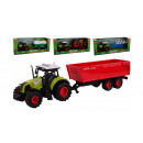 Junior Farming Tractor Playset tarcie ze światłem