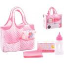 Baby Rose Pelenka táska kiegészítőkkel 16,5x19cm