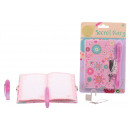 wholesale Booklets & Blocks: Girls secret diary with lock and pen