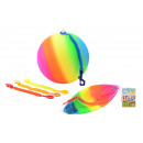 wholesale Other: Rainbow ball size 5 with cord