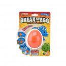 Break That Egg - Dinosaurio 4 surtido 8,5cm