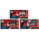 Auto Fire Department die-cast 3 assorted 11.5cm
