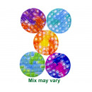 Magic Pop Game Tie Dye assorted 12.5cm