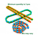 wholesale Other: Magic fidget Snap and click tracks assorted 28cm