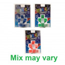 Magic Snake Cube Square 3 assorted 14,5x22cm