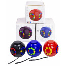 Magic fidget IQ Puzzle Ball 3 assorted 6,5x6,5cm