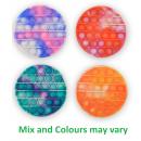Magic Pop Game Tie Dye Round assorted 12.5x1.5cm