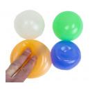Magic fidget Sticky Balls Glow in the Dark 4 assor