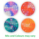 Magic Pop Game Tie Dye Round assorted 12.5x1.5cm