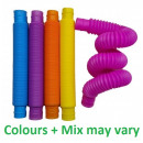 Magic fidget Pop & Twist Tube 5 assorted 20cm