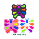 Magic Pop Game 10 Pops Butterfly assorted 17x18cm