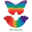 Magic Pop Game Rainbow assorted Rainbow + Butterfl
