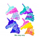 Magic Pop Game Tie-Dye Unicorn assorted 14x18cm
