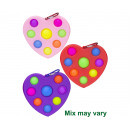 Magic Pop Game 8 Pops Heart assorted 14cm