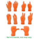 grossiste Autre: Magic Hands set gauche + droite assortis 8cm
