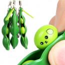 groothandel Overigen: Magic Fidget Green Beans 7cm