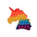 Gioco Magic Pop Unicorno Arcobaleno 12x21cm