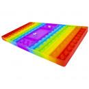 wholesale Toys: Magic Pop Game Challenge Rainbow 18x30cm