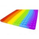 Magic Pop Game Jumbo XXL Rainbow 31x31cm