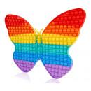 Jeu Pop Magique Papillon Arc-en-ciel XXL 28x43cm