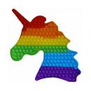 groothandel Speelgoed: Magic Pop Game Rainbow Eenhoorn XXL 50x30cm