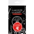 groothandel Gezelschapsspellen: Sleutelhanger 5 Seconds of Summer Derping