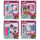 LOL Surprise! Stationary set 4 assorted