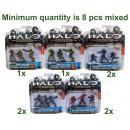 nagyker Ruha és kiegészítők: Halo Wars Heroic Collection 3-Pack 3 válogatott 11