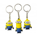 wholesale Licensed Products: Minons The Rise of Gru 3D keychain assorted 3c