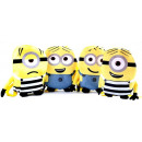 wholesale Licensed Products: Despicable Me 3 Plush Backpack 4 assorted 32cm