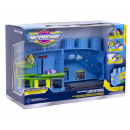 wholesale Car accessories: Micromachinery Playset Car Wash 20x30cm
