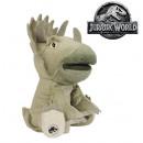 Jurassic World Plush Hand puppet Triceratops 25cm