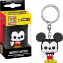 POP! Porte-clés DisneyMickey Souris Mickey