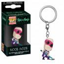nagyker Játékok: POP! Kulcstartó Rick és Morty Noob Noob