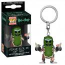 POP! Keychain Rick & Morty Pickle Rick