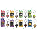 Funko POP! Porte-clés Fortnite S1 W1A CDU 12