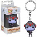 Funko Pocket POP! Keychain Overwatch Widowmaker