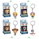 Funko POP! Porte-clés Toy Story 4 assortis