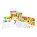 groothandel Overigen: Play Doh Craft & Dough Bucket