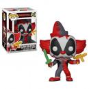 POP! Deadpool Clown Deadpool